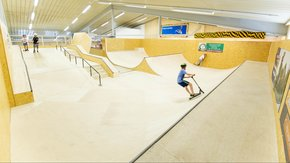 Skatepark Wetzikon