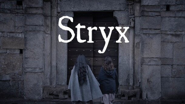 STRYX - Webseries