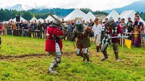 Highland-Games Mittelland & Mittelalterspektakel