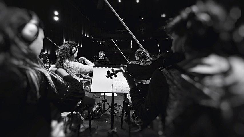 InSpiritation - Instrumentale Musik mit Streichorchester