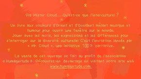 Mr. Cloud livre interculturel pour enfants