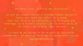 """""""Mr. Cloud"""" Livre Kamishibai raconte l'Interculturel aux enfants"""