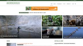 naturschutz.ch wird neu!