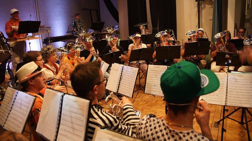 Ausbildungs- und Musiklokal Sanierung