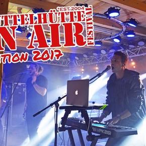 Rüttelhütte In Air Festival 2017