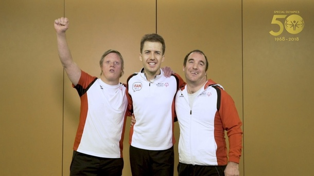 Special Olympics Run Lugano
