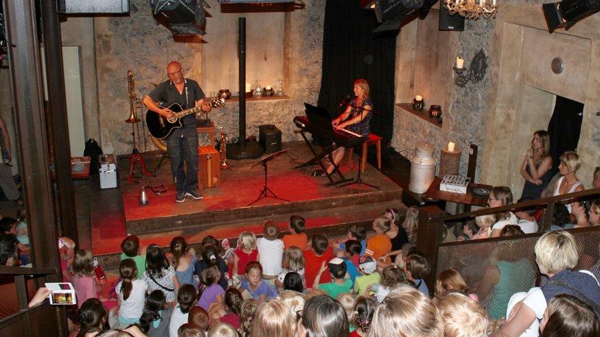 Kindersongs CD mit Liederheft, Roland Schwab (Ex Leierchischte)
