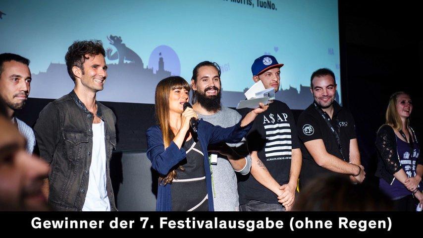 Ein Regendach für's Gässli Film Festival