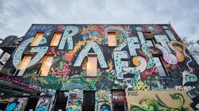 Renovation Jugend und Kulturzentrum newgraffiti