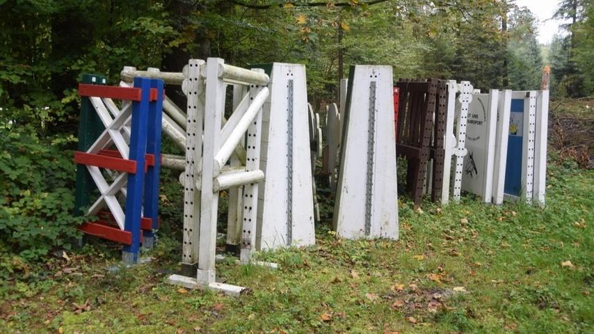 Neuer Geräteschuppen für den Reit- und Fahrverein Ägerital