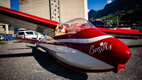 Bazillus Ka2B, historisches Segelflugzeug restaurieren