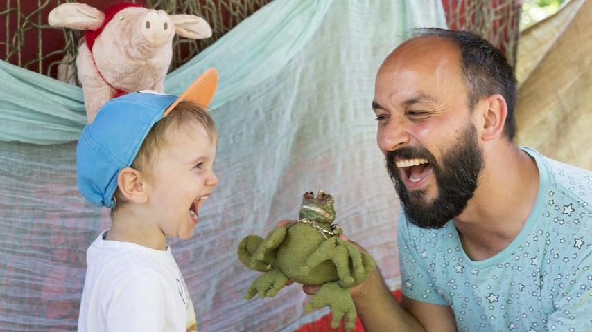 Klapperlapapp - das Märchen- und Geschichtenfestival