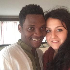Raymond Mwaringa e Veronica Pamela Mpathe e Stefanini