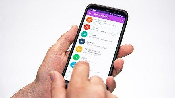 Upway-App zur Hilfe bei Depressionen