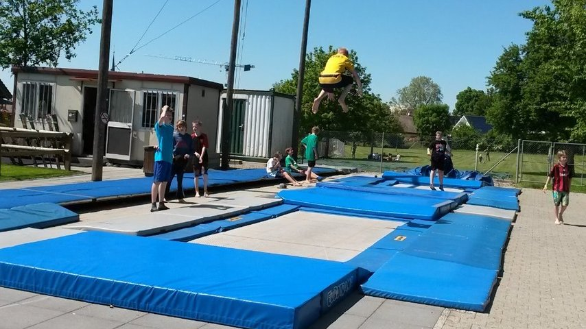 Freestyle Trainingszentrum Jumpin