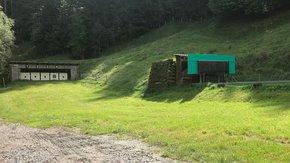 Renovation Anlagen der Pistolenschützen Schangnau nach Unwetter