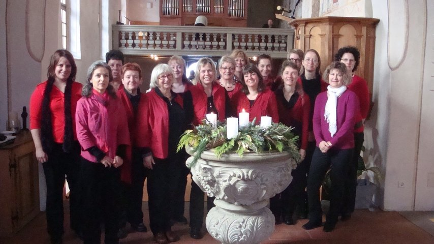 Lime Tree Singers - musikalische Reise durchs 20. Jh.