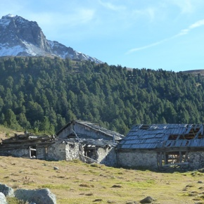 Restaurierung Alp Tamangur Dadora