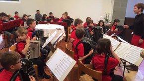 Akkordeon Projekt Innsbruck 2019