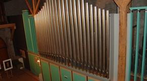 Le grand orgue de Radio Lausanne au Musée suisse est malade