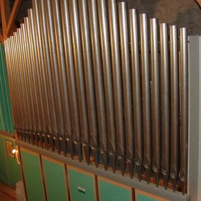 Réparation de l'orgue Tschanun