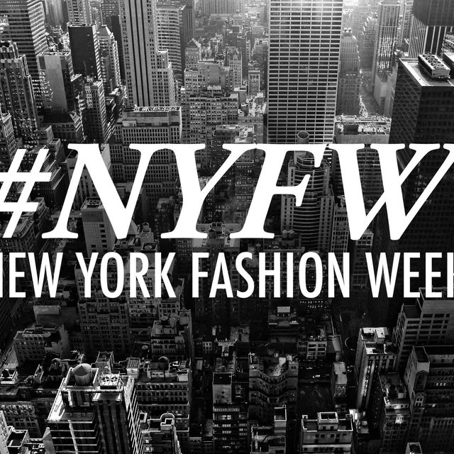 FASHION WEEK NEW-YORK