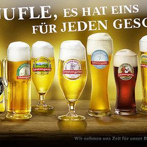Schützengarten Bier