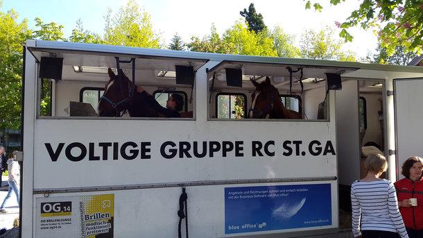 Voltige Gruppe RC St. Gallen
