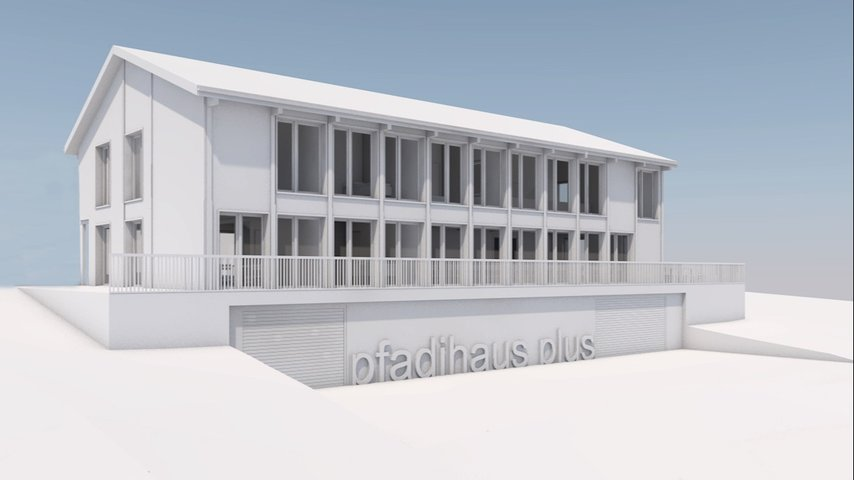 Pfadihaus Plus Rothenthurm