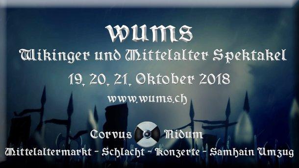-wums- Wikinger und Mittelalter Spektakel