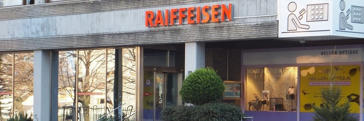 Banque Raiffeisen de Monthey