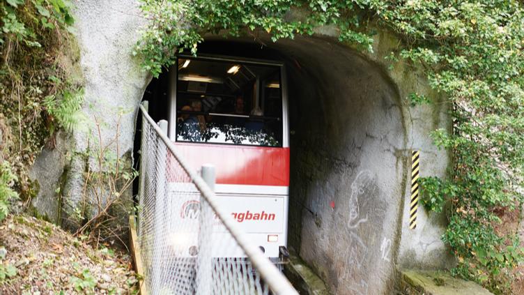 Mühleggbahn - ein St.Galler Kulturgut