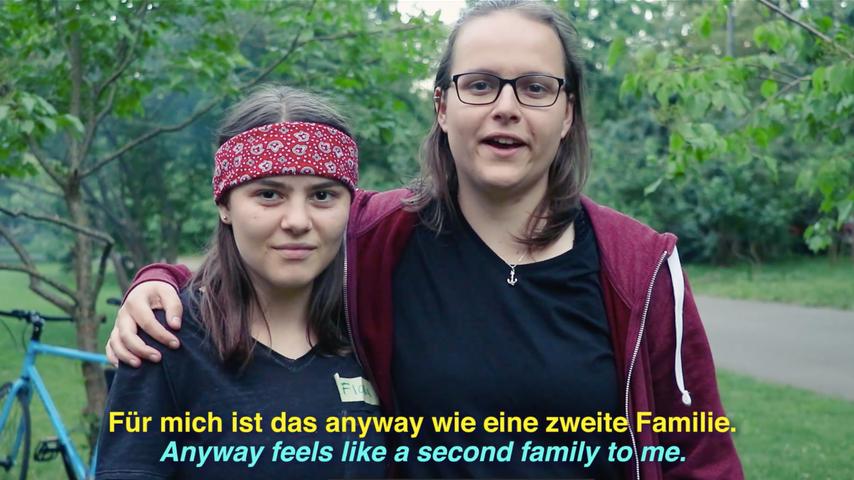 Unterstütze die LGBTQ+ Jugend in Basel!
