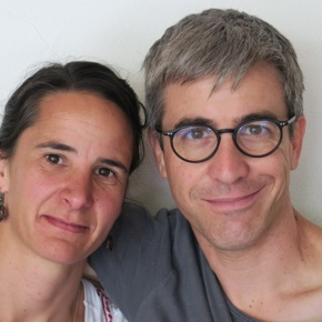 Casimir et Florence Gabioud