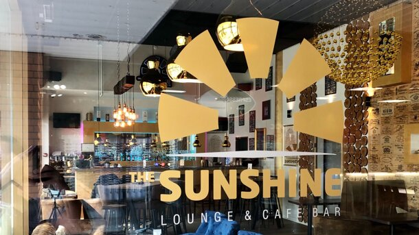 The Sunshine Lounge