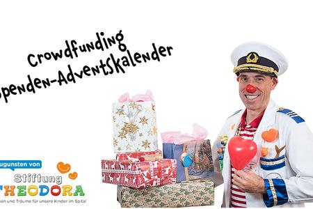 Wir starten einen Spenden-Adventskalender!