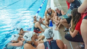SWITZERLAND WOMEN'S WATER POLO - Road to Budapest