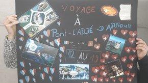 Voyage Culturel pour les élèves de 6-7H de Martigny-Combe