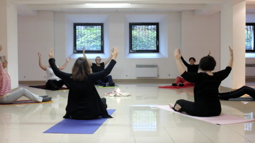 Yoga für onkologische Patienten