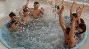 Neuer Whirlpool für Aquarina
