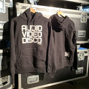 AUDIO/VIDEO/DISCO Hoodie
