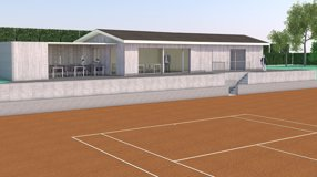 Tennis Club Porrentruy: rénovation des installations