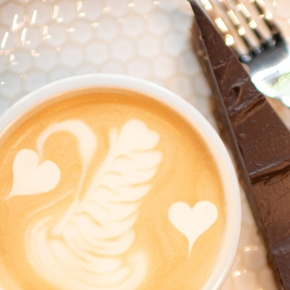 Lang lebe Coffee & Community am Tessinerplatz