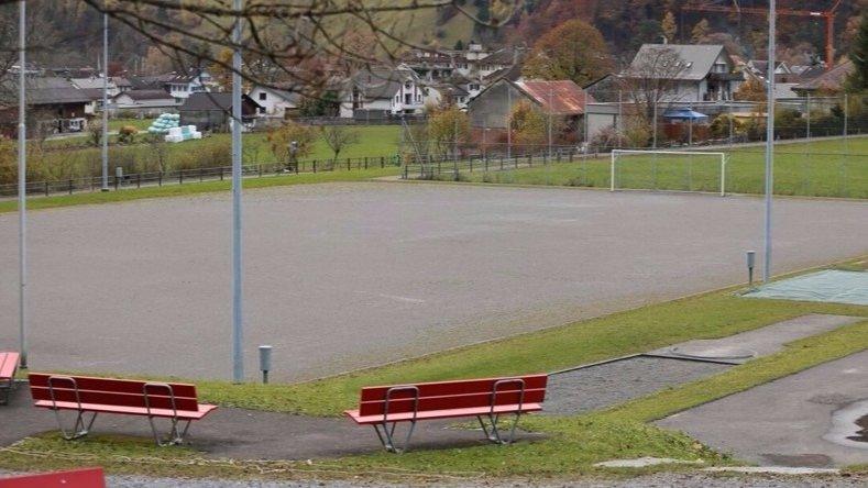Kunstrasenplatz FC Netstal