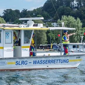Ertrinken verhindern: Einsatzboot für die SLRG Luzern
