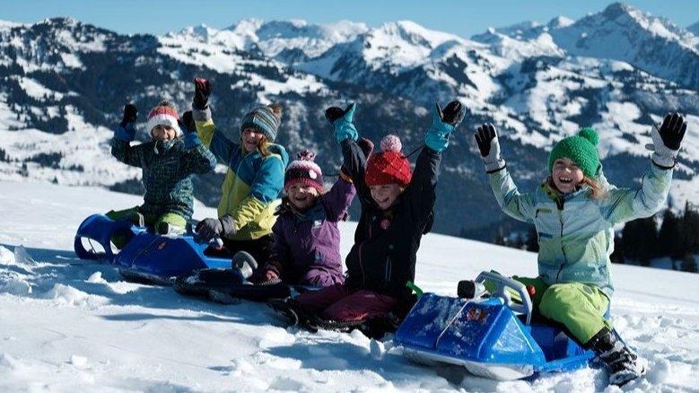 Sanierung Winter-Kinderland Jaunpass