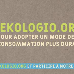 EKOLOGIO.org - Une app pour la transition écologique