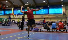 Internationale Badminton-Meisterschaften in Bern