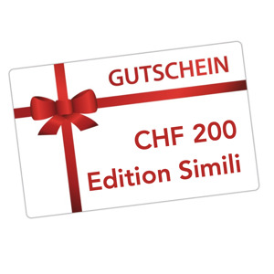 Gutschein Edition Simili