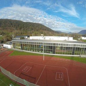 Centre sportif régional à Couvet